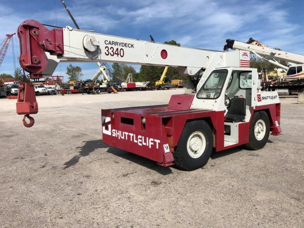 Detail photo of 1999 Shuttlelift 3340 from Construction Equipment Guide
