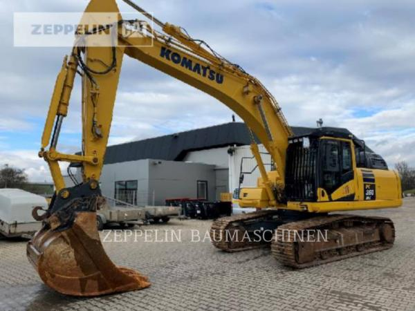 Detail photo of 2017 Komatsu PC360NLC-1 from Construction Equipment Guide
