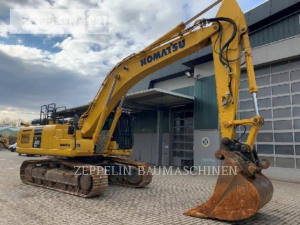 Detail photo of 2017 Komatsu PC360NLC-1 from Construction Equipment Guide