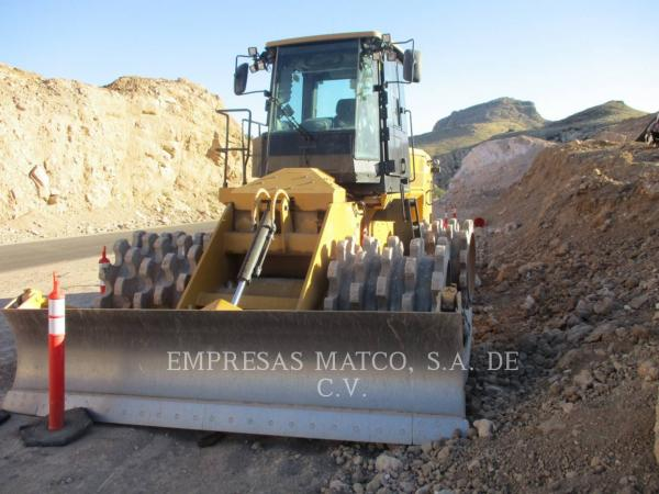 Detail photo of 2016 Caterpillar 815K from Construction Equipment Guide