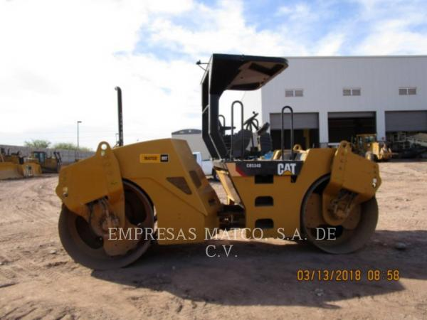 Detail photo of 2013 Caterpillar CB534D from Construction Equipment Guide