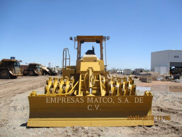 Detail photo of 1999 Caterpillar 815F from Construction Equipment Guide
