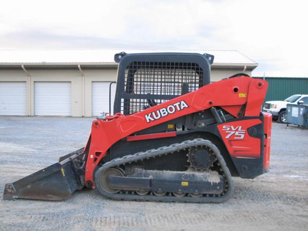 Detail photo of 2014 Kubota SVL75 from Construction Equipment Guide