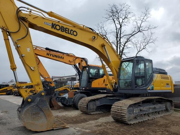 Detail photo of 2020 Kobelco SK300 from Construction Equipment Guide