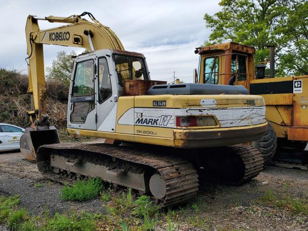 Detail photo of 1999 Kobelco SK200 LC from Construction Equipment Guide