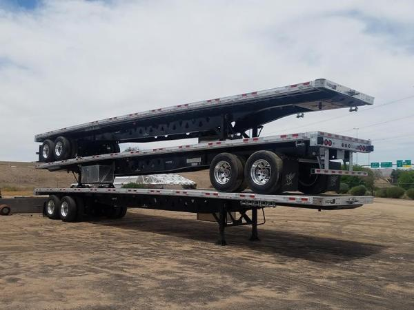 Detail photo of 2020 Manac 48 FT. X 102 IN. COMBO FLATBED - COIL PACKAGE from Construction Equipment Guide