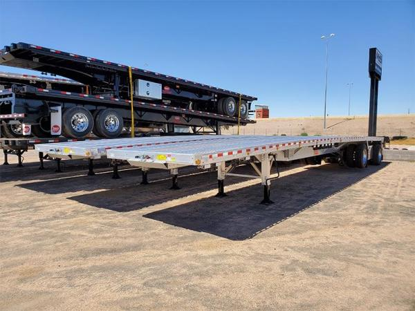 Detail photo of 2020 REITNOUER MAXMISER FLATBED - COIL PACKAGE, FRONT LIFT AXLE from Construction Equipment Guide