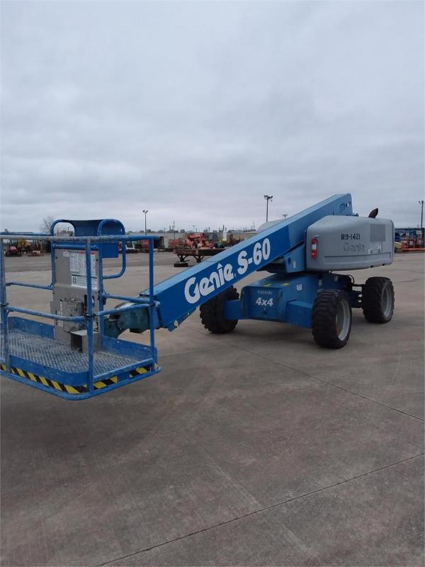 Detail photo of 2008 Genie S60 from Construction Equipment Guide