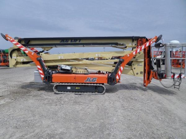 Detail photo of 2012 JLG X700AJ from Construction Equipment Guide