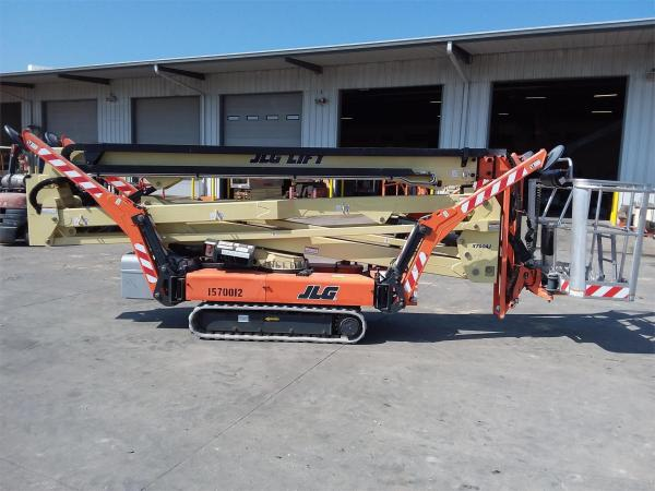 Detail photo of 2014 JLG X700AJ from Construction Equipment Guide