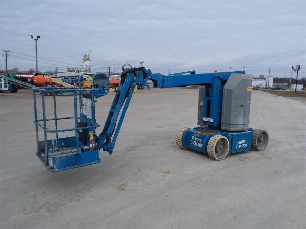 Detail photo of 2011 Genie Z-30/20N RJ from Construction Equipment Guide