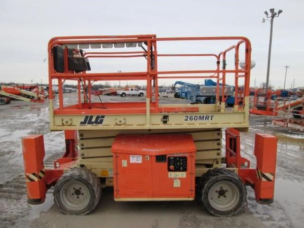 Detail photo of 2005 JLG 260MRT from Construction Equipment Guide